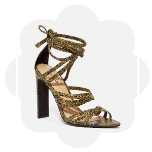 ✨💕 JustFab 💕✨ Slay Day Strappy Sandals
